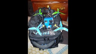 Fpv freestyle/Glide 5 inch frame/6s