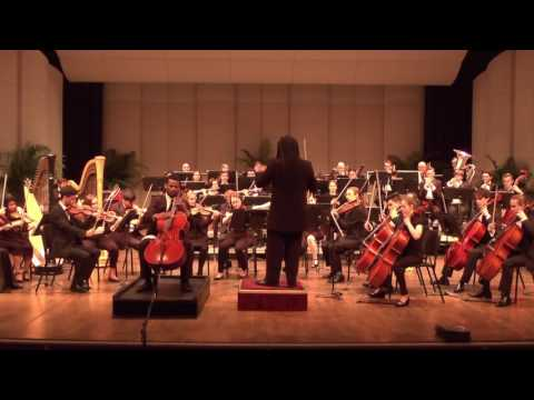 I am performing the Elgar Cello Concerto with orchestra