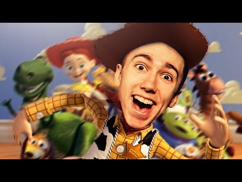 TOY STORY DEATH RUN!!!