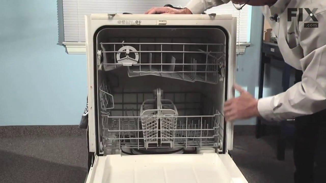 Replacing your Maytag Dishwasher Door Gasket