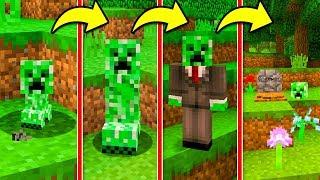 Minecraft ITA - La VITA Di Un CREEPER!!