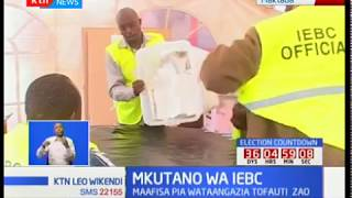 Mkutano wa IEBC : Maafisa wakongamana Naivasha