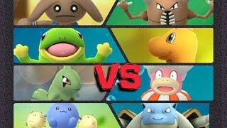Slowking  - (Pokémon) - Pokémon GO Gym Battles Level 3 Gyms Politoed Larvitar Hitmontop Jumpluff Slowking Scizor & more