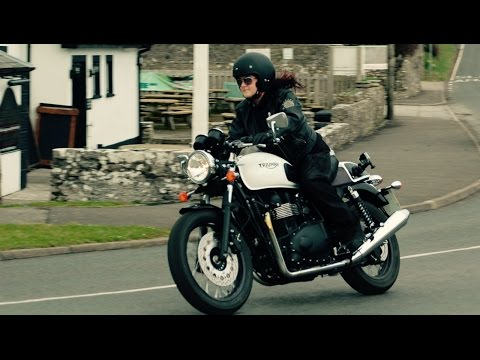 TRIUMPH | Thruxton Ace Cafe | Road Test