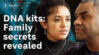 DNA testing kits: Family secrets revealed