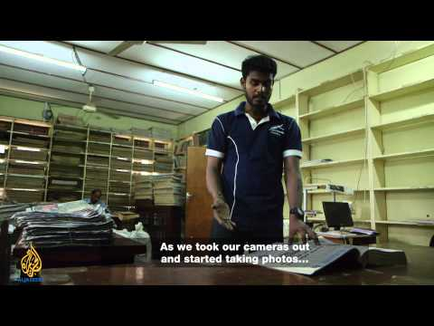News from Jaffna (Al Jazeera, September 2014)