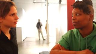 Patrisse Cullors Interview at An Evening With Warriors: Speaking the Unspoken