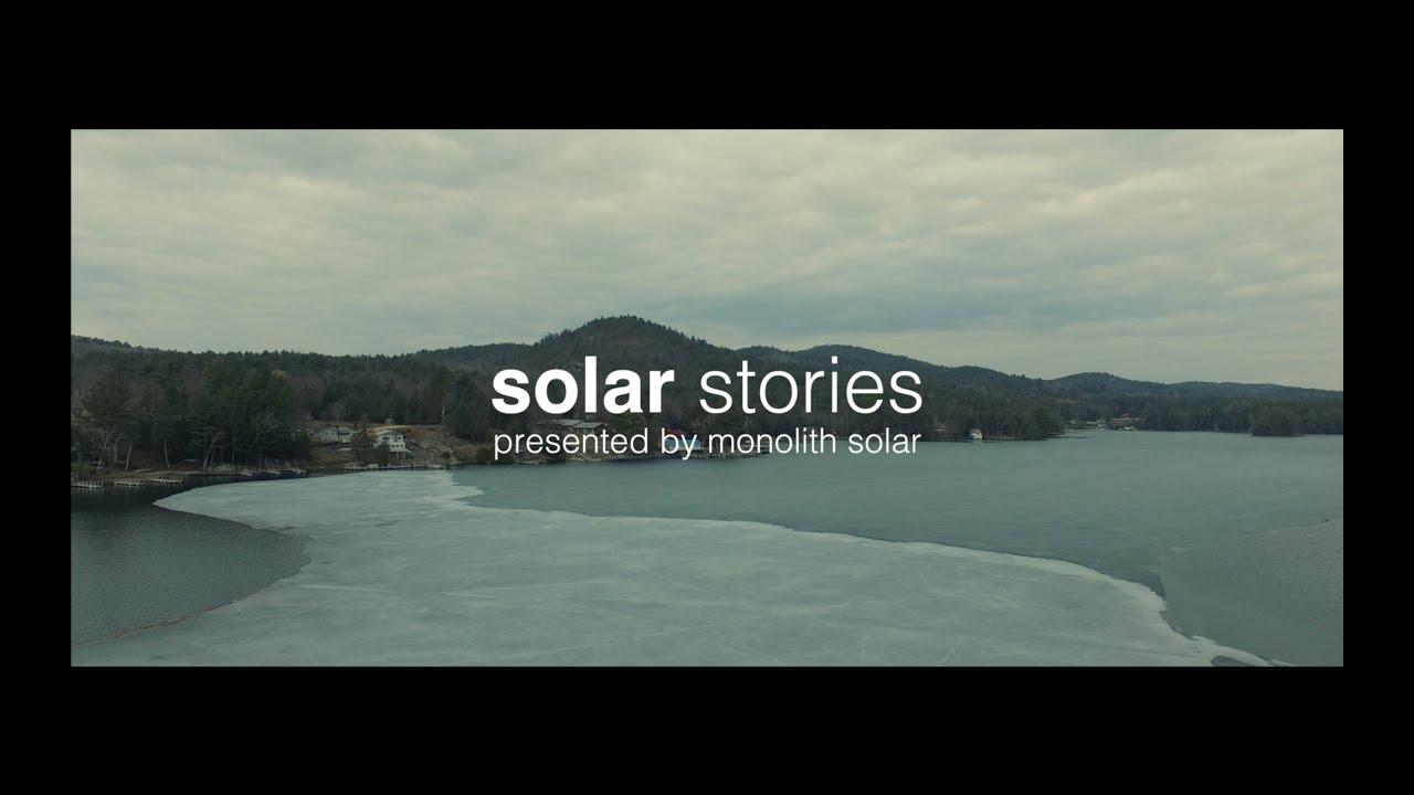 Monolith Solar Stories: Frank Squeo
