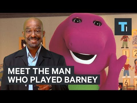 Meet the Man Who Played Barney the Dinosaur for 10 Years