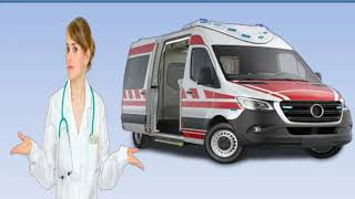 High-Class Road Ambulance Service in Patna and Ranchi by Medivic Ambulance