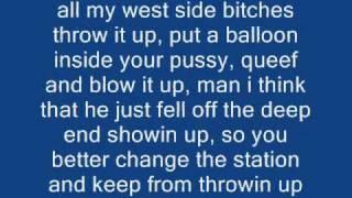 Eminem - Medicine Ball +LYRICS