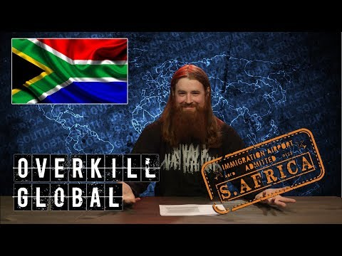 South African Slam & Brutal Death Metal | Overkill Global Metal Reviews