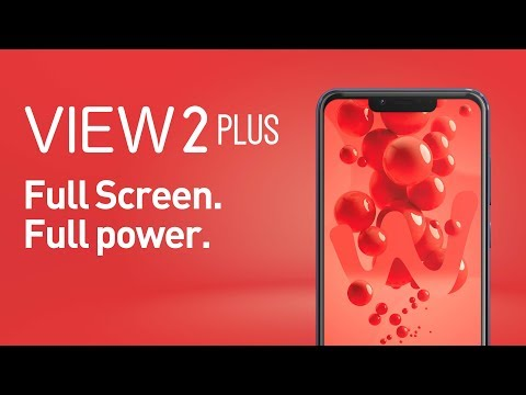Wiko - View2 Plus, Full Screen. Full power.