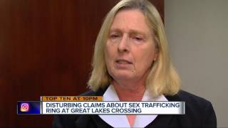 Disturbing claims about sex trafficking ring at Great Lakes Crossing