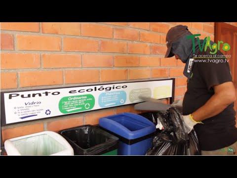 Cómo aprovechar los Residuos Sólidos de una manera Óptima - TvAgro por Juan Gonzalo Angel