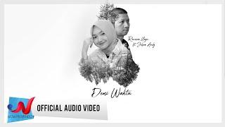 Rowman Ungu Feat. Jihan Audy - Demi Waktu (Official Audio Video)