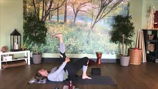 Psoas Release with Yoga Nidra (Dawn)