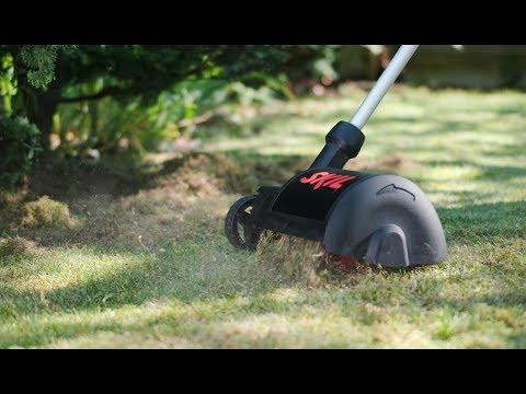 Skil 0701: Compacto aireador de césped eléctrico para la eliminación efectiva del musgo