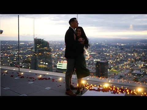 Brandon and April | The Proposal