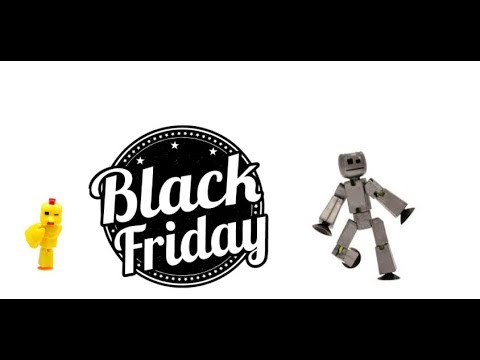 What to buy on black Friday (#stikbot)