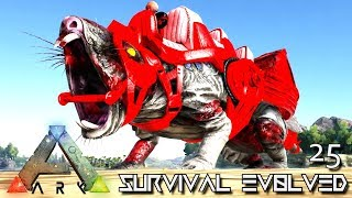 ARK: SURVIVAL EVOLVED - ZOMBIE ROLL RAT !!!   PUGNACIA DINOS EBENUS ASTRUM E25