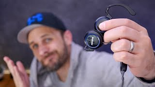 Koss BT221i Super Review -- Bluetooth KSC75s?