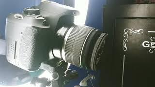 Canon Rebel T3i autofocus during video fix
