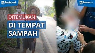 Bayi Diduga Berusia 5 Hari Dibuang Orangtuanya di Sebuah Tempat Sampah di Cianjur