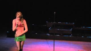 Drag Queen Sings LIVE! Disney Princess Medley - Dixie Lynn Cartwright - Lipstick & Lyrics 2012