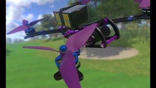 LIFTOFF DRONE SIMULATOR FREESTYLE!