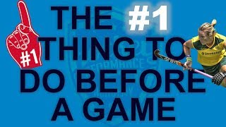 #1 thing to do before you play field hockey for more explosiveness