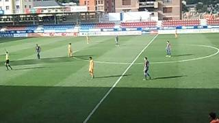 preview picture of video 'SD Eibar 0 - 4 Alavés, partido presentación en ipurúa - 12 Agosto 2014'