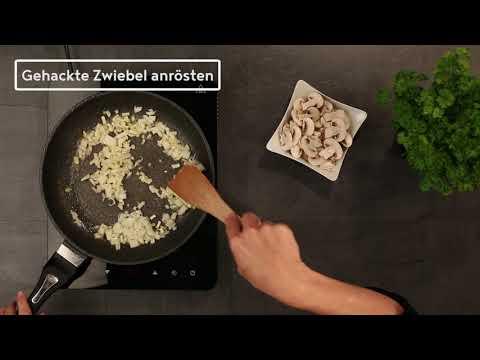#amakocht Rahmgeschnetzeltes vom Kitz