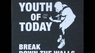 Youth of Today - Positive Outlook
