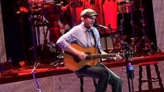 James Taylor - Nashville, TN - November 9, 2014 - Stretch of the Highway