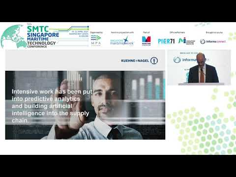 SMW2021 SMTC - Keynote Address: The Transformation & Digital Intelligence of the Supply Chain