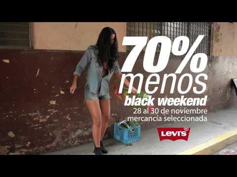 Levis BlackFriday TVN