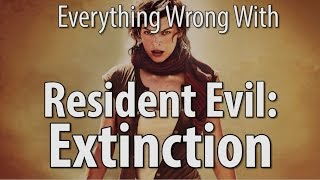 Download Youtube: Everything Wrong With Resident Evil: Extinction