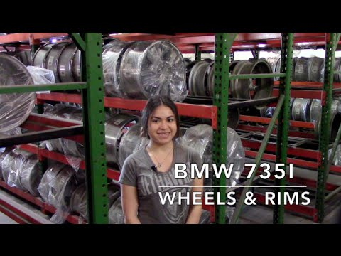 Factory Original BMW 735i Wheels & BMW 735i Rims – OriginalWheels.com