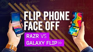 Samsung Galaxy Z Flip vs Motorola Razr: Real-World Test