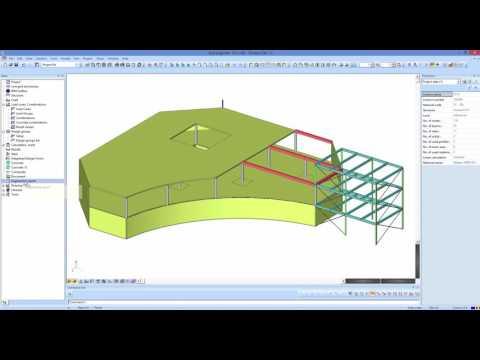 Webinar - The engineering report tool in SCIA Engineer