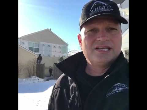 In this video we performed a repair on siding and siding underlayment. The underlayment was installed incorrectly approx 12 years ago. That error has allowed water to seep into the wood and wall cavity. When this occurs, most homeowners will not be able to detect it for years after.