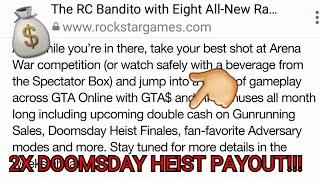doomsday heist payout - मुफ्त ऑनलाइन वीडियो