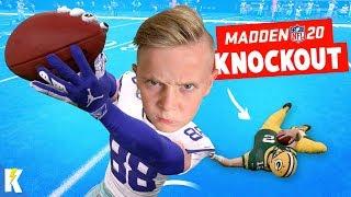 Madden NFL 20 KNOCKOUT! (Franchise Week 5) KIDCITY GAMING
