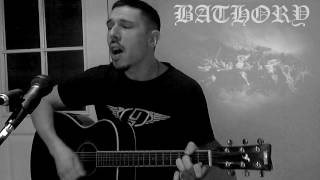 The Lake - Bathory Cover