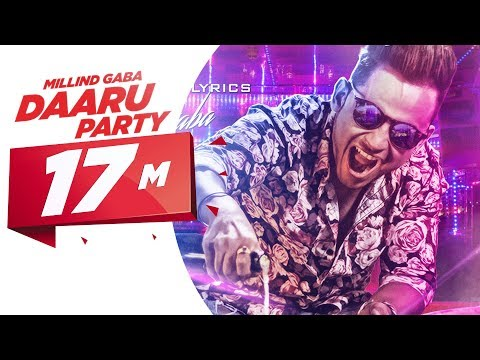 Daaru Party (Full Audio Song) | Millind Gaba | Punjabi Song Collection | Speed Records Mp3