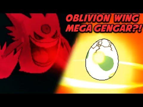 OBLIVION WING MEGA GENGAR?! OP! | Pokemon X & Y Randomizer Egglocke Co-Op | Part 26