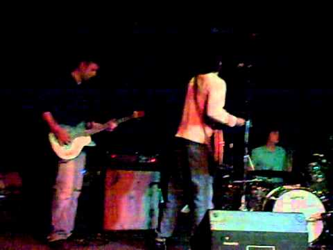 HUE BLANC'S JOYLESS ONES Live In Milwaukee 10-22-10