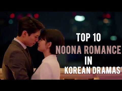 Top 10 noona romance in korean dramas you should not miss