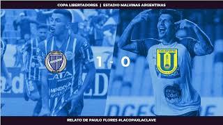 EN VIVO | Copa Libertadores | Godoy Cruz Vs U.De Concepción | #LaCopaXLaClave